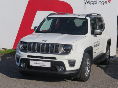 Jeep Renegade 1.0 MultiAir T3 120PS 4×2 Limited bei BM || Ernest Wipplinger Linz-Steyregg in