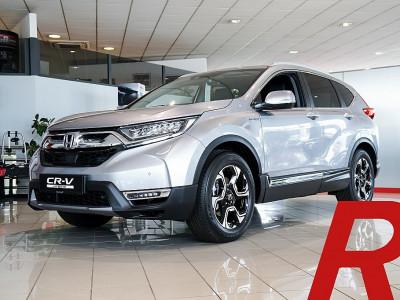 Honda CR-V 2,0 i-MMD Hybrid Lifestyle Aut. bei BM || Ernest Wipplinger Linz-Steyregg in