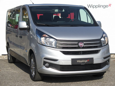 Fiat Talento Panorama 3,0t 1,6 EcoJet Twin-Turbo 125 LR Family bei BM || Ernest Wipplinger Linz-Steyregg in