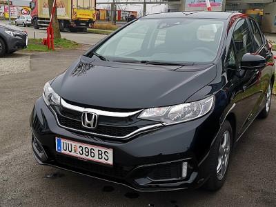 Honda Jazz 1,3i-VTEC Comfort CVT Aut.mit CONNECT Navigation bei BM || Ernest Wipplinger Linz-Steyregg in