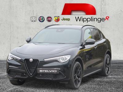 Alfa Romeo Stelvio B-Tech 2,0 ATX AWD bei BM    Ernest Wipplinger Linz-Steyregg in