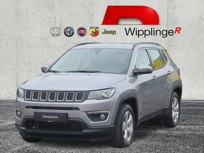 Jeep Compass 1,6 MultiJet FWD 6MT 120 Longitude Business bei BM || Ernest Wipplinger Linz-Steyregg in