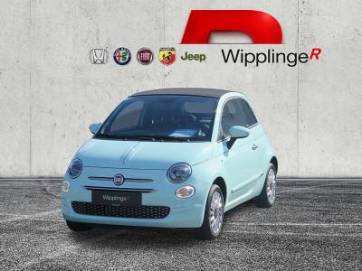Fiat 500C 1,2 Fire 70 Lounge bei BM || Ernest Wipplinger Linz-Steyregg in