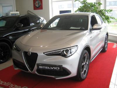 Alfa Romeo Stelvio Sprint 2,2 16V 190 AT8 Q4 bei BM || Ernest Wipplinger Linz-Steyregg in